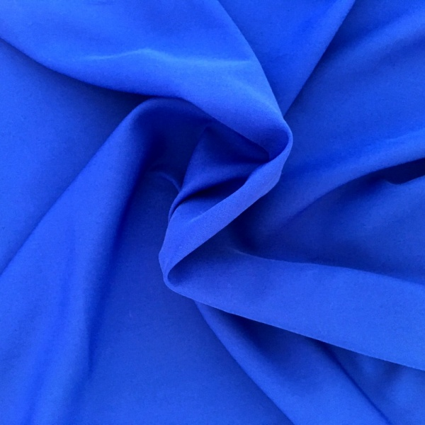 Budget Polyester - ROYAL BLUE