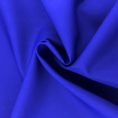 3 metre wide Polyester FLAME RETARDANT ROYAL BLUE