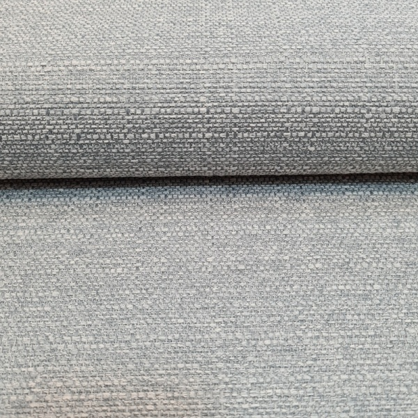 Textured Weave Polyester - SILVER