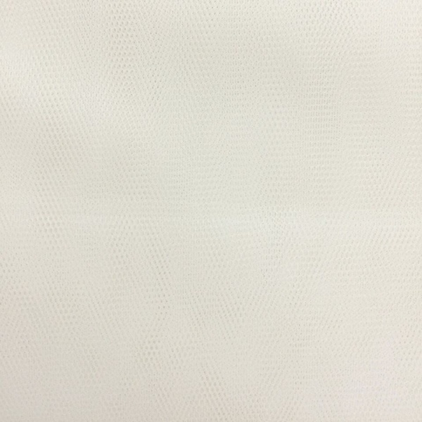 Plain Dressnet White