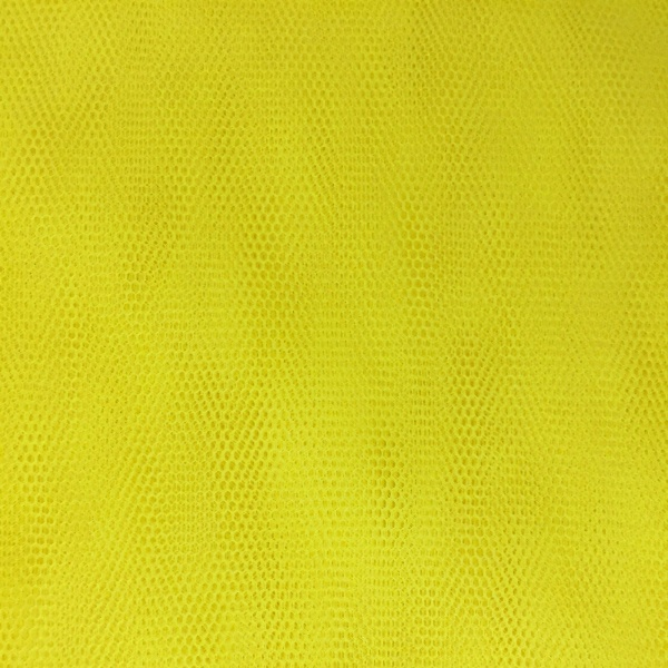 Plain Dressnet Yellow