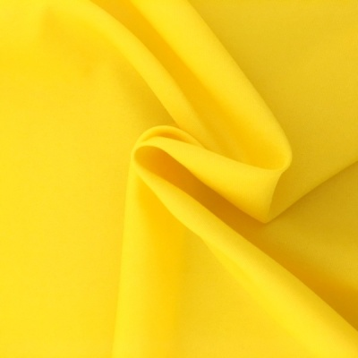 3 metre wide Polyester FLAME RETARDANT YELLOW