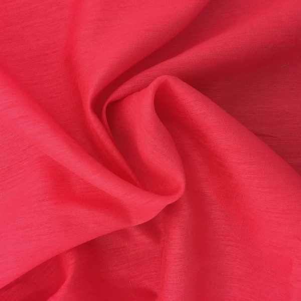 Faux Silk CORAL PINK