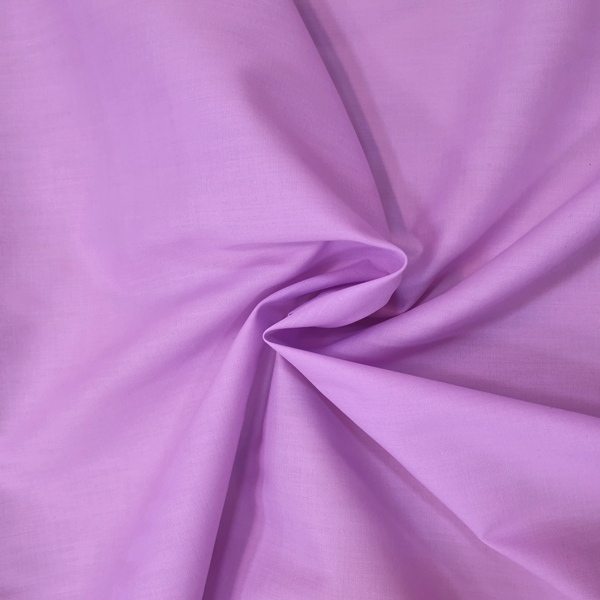 100% Cotton (44'' wide) Dark Lilac