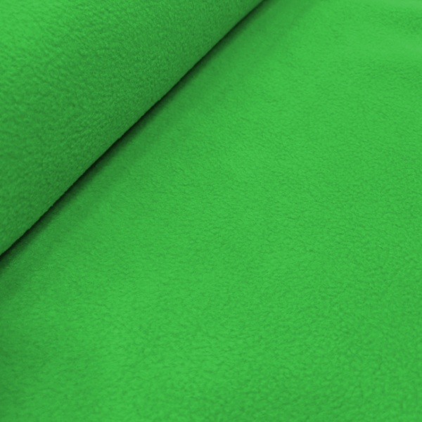 Plain Fleece Fabric  EMERALD GREEN