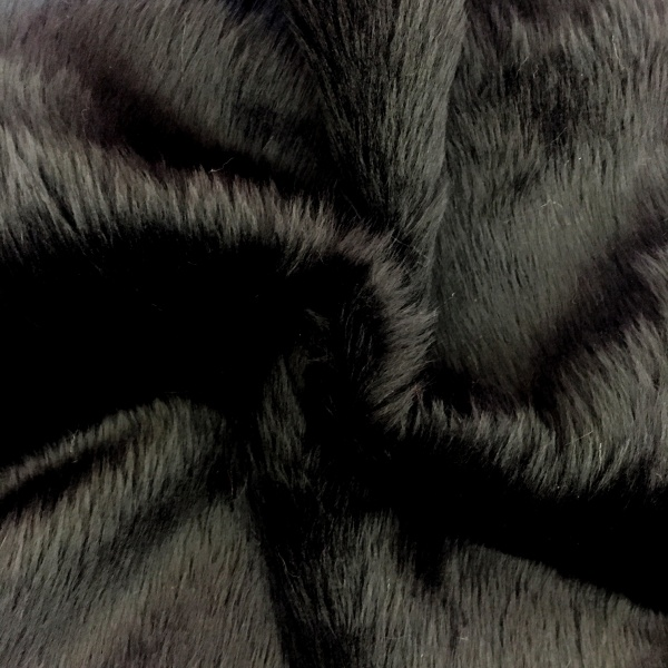 Plain Fur - BLACK