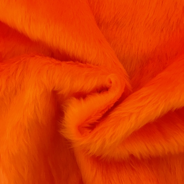 Plain Fur - ORANGE