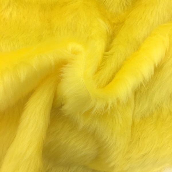 Plain Fur - YELLOW