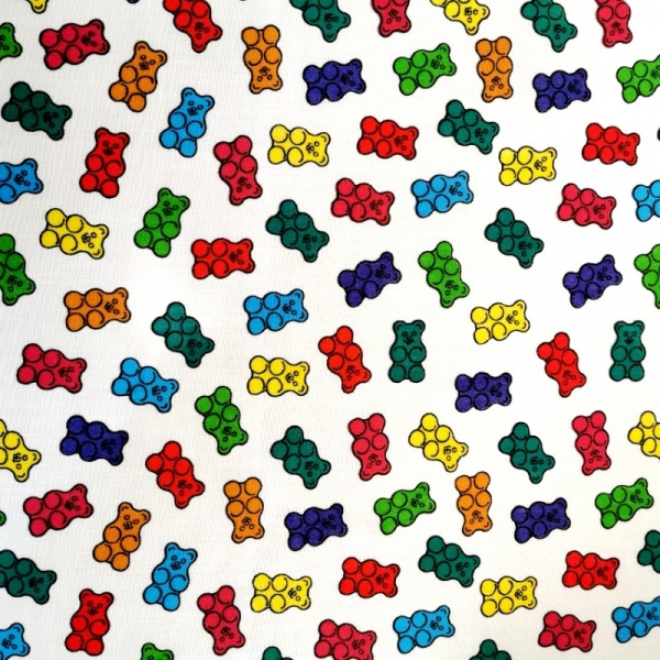 Jelly Babies Polycotton