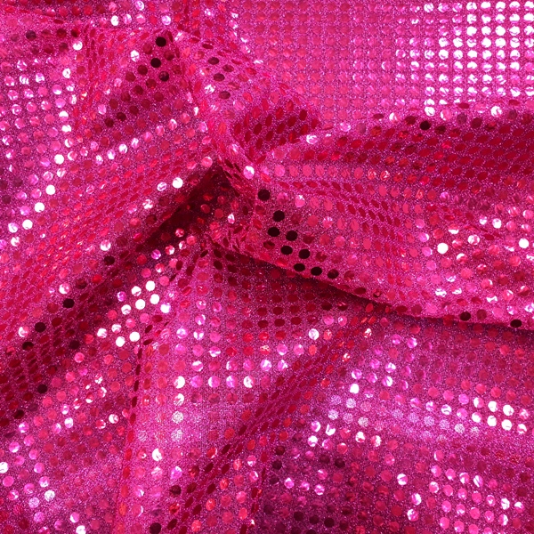 6mm Sequin Cerise