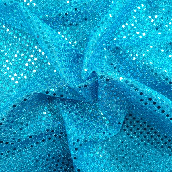 3mm Sequin Turquoise