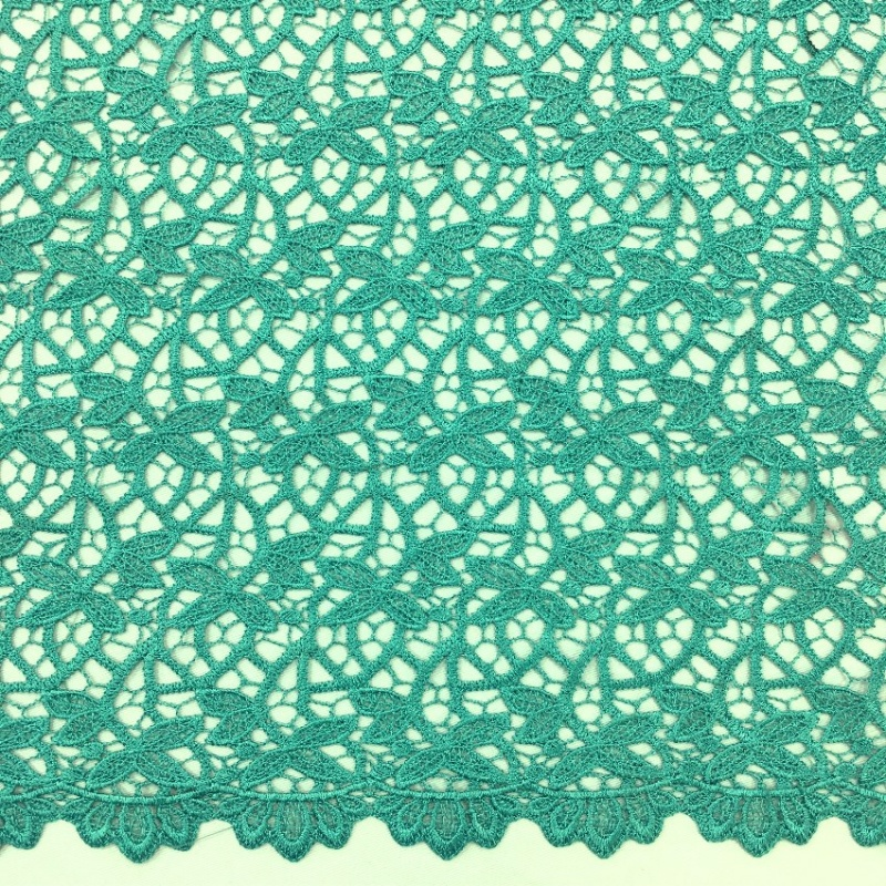 Scalloped Willow Lace JADE