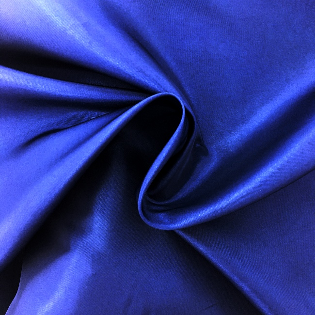 Taffeta Royal Blue