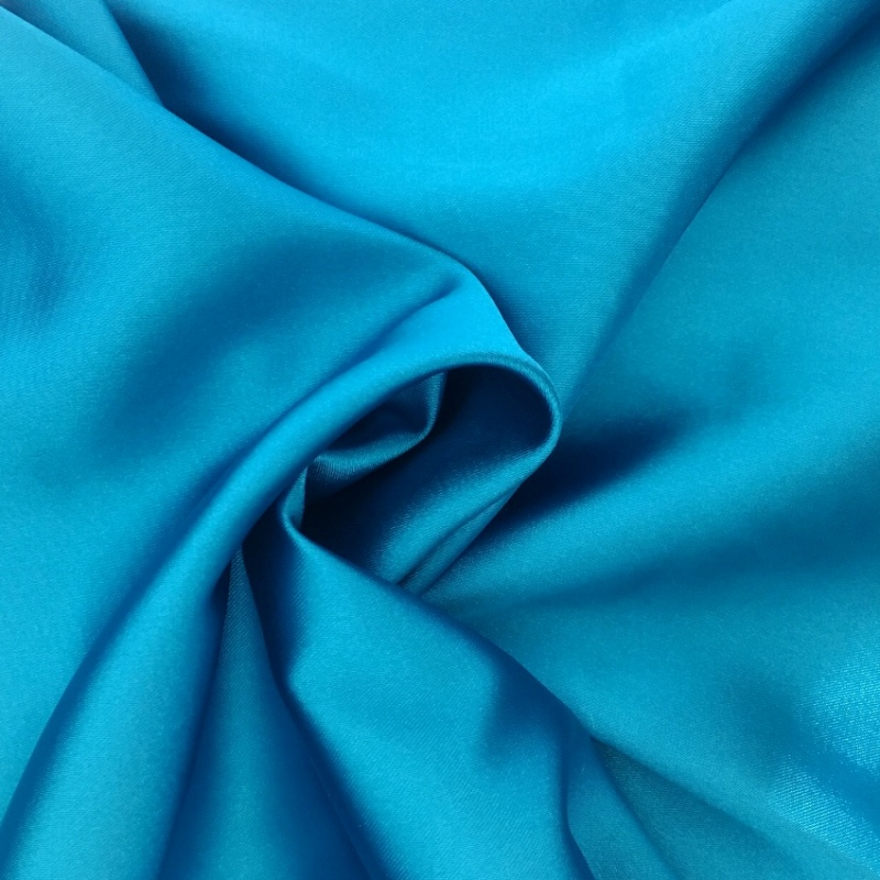 Stretch Satin TURQUOISE