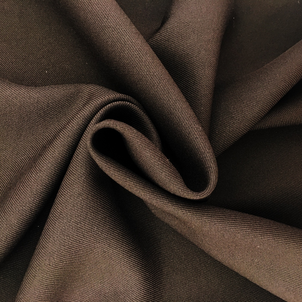 Polyester Twill BROWN