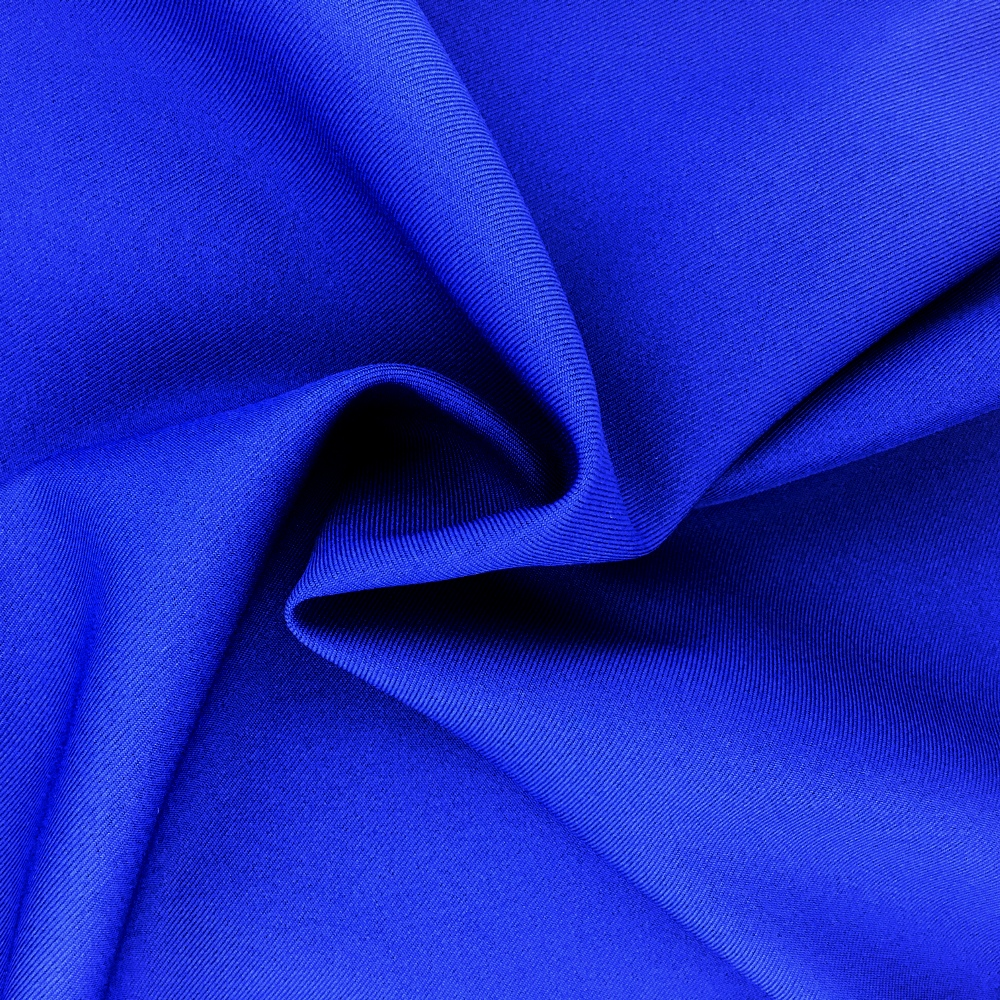 Polyester Twill ROYAL BLUE
