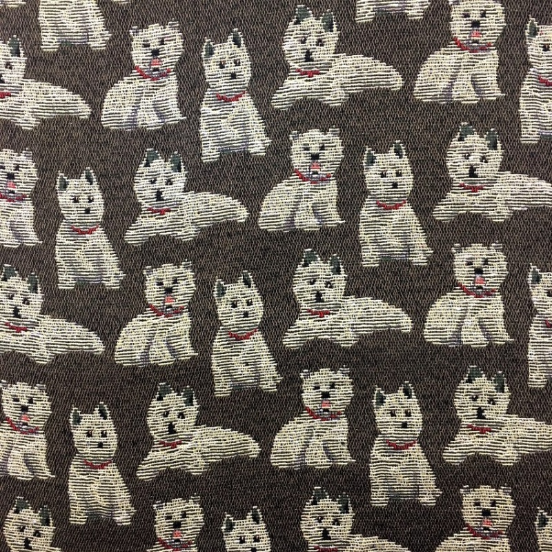 TAPESTRY FABRICS DOGS