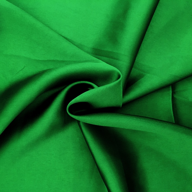 Liquid Satin - EMERALD GREEN