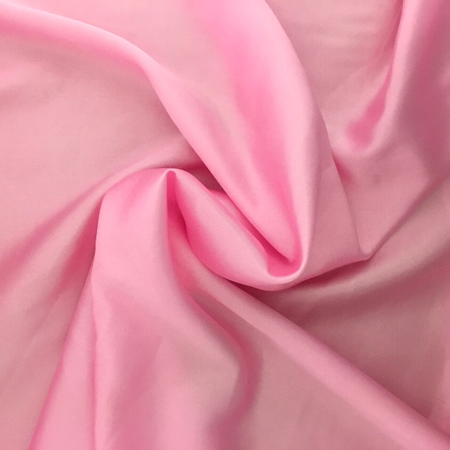 Liquid Satin by the Roll - BABY PINK