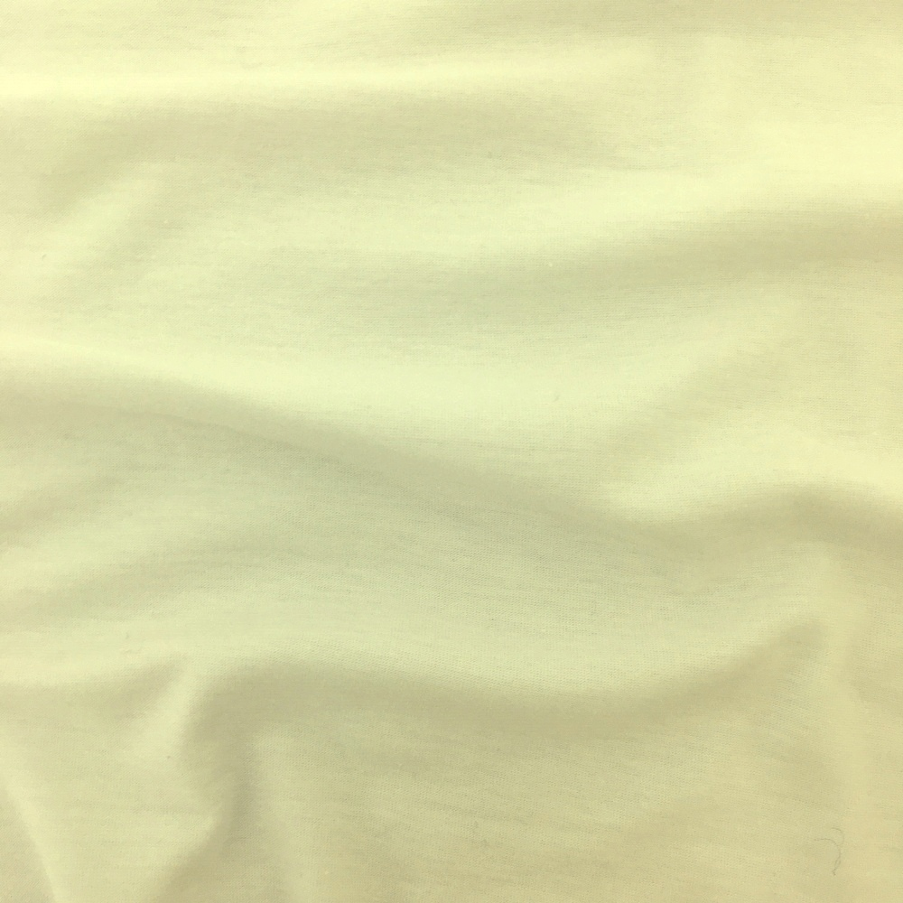 Cotton Jersey CREAM