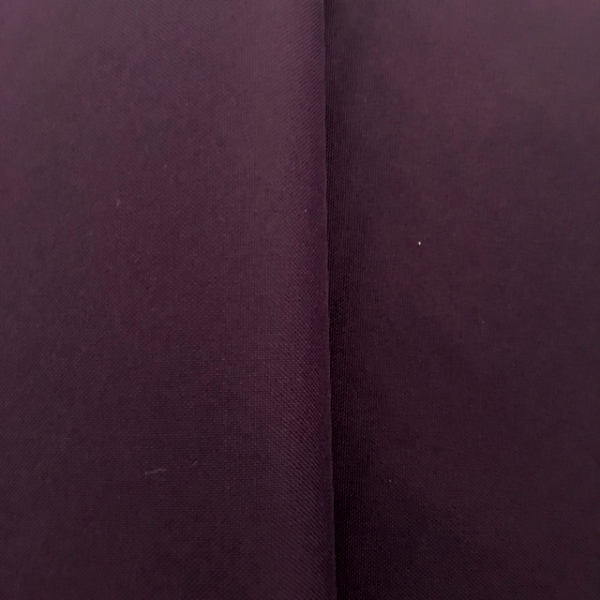 Flame Retardant Bean Bag Fabric AUBERGINE