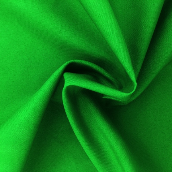 3 metre wide Polyester FLAME RETARDANT EMERALD GREEN