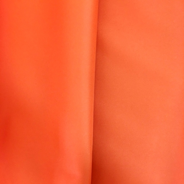 Flame Retardant Bean Bag Fabric ORANGE