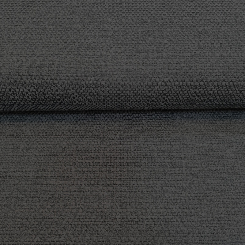 Textured Weave Polyester - QUARTZ