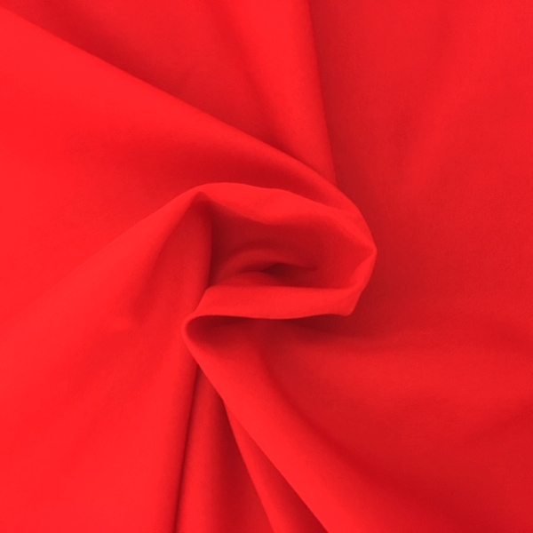 3 metre wide Polyester FLAME RETARDANT RED