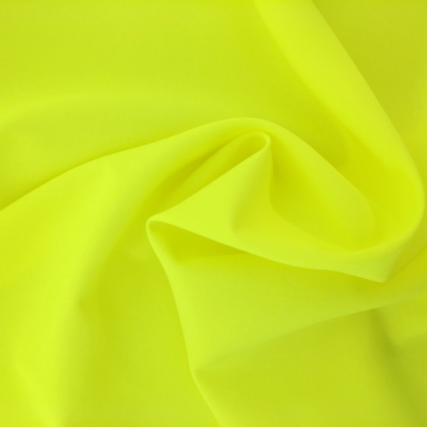 Bi Stretch Fluorescent Yellow