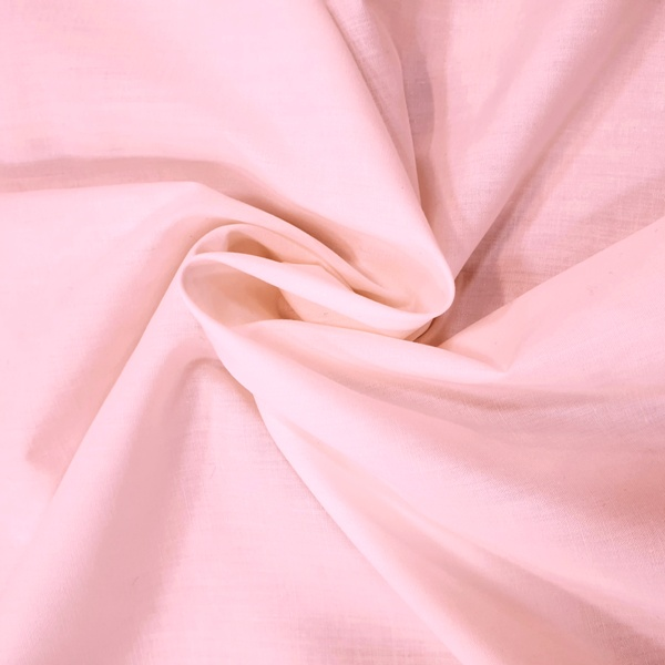 COTTON CASEMENT FLAME RETARDANT - BABY PINK