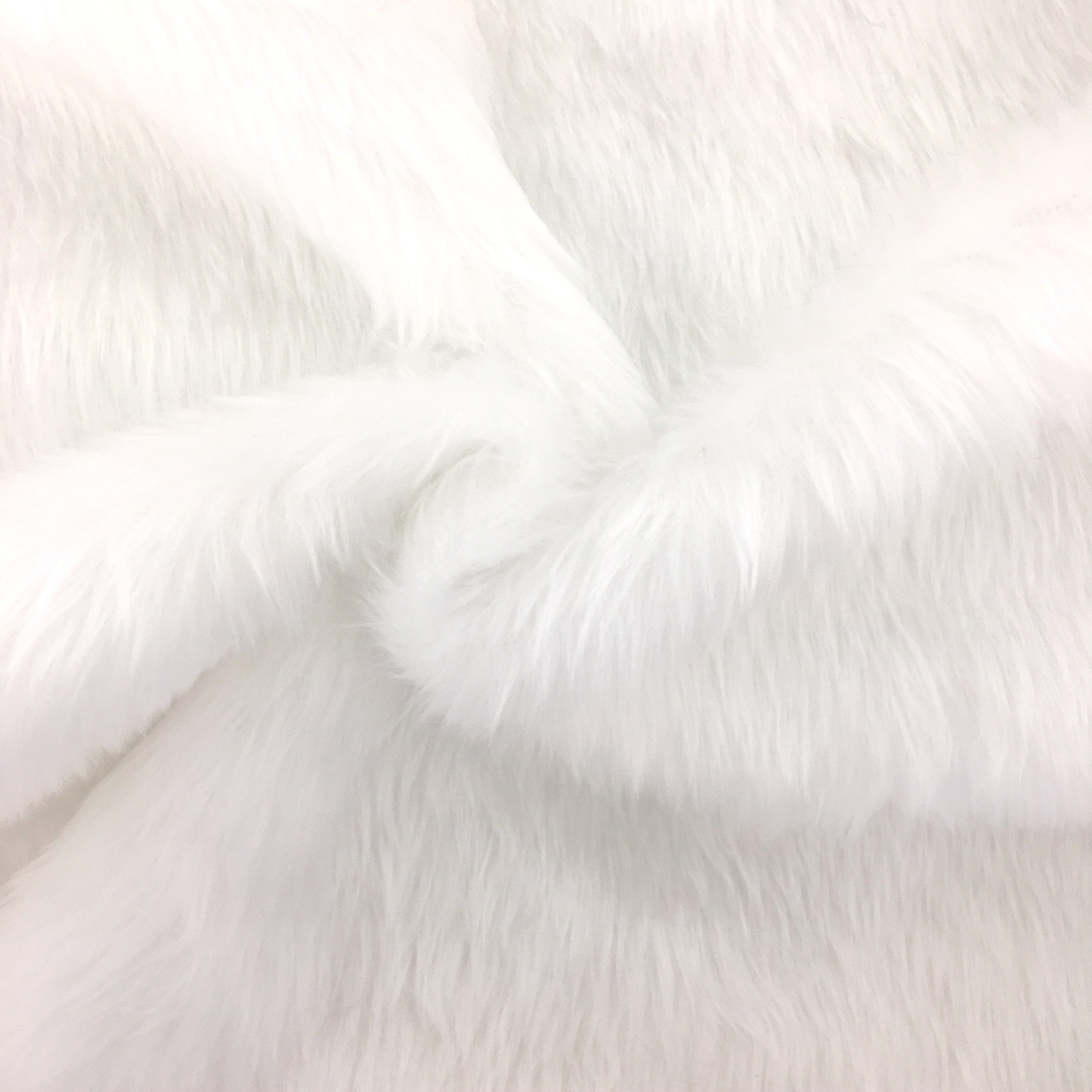 Plain Fur - WHITE