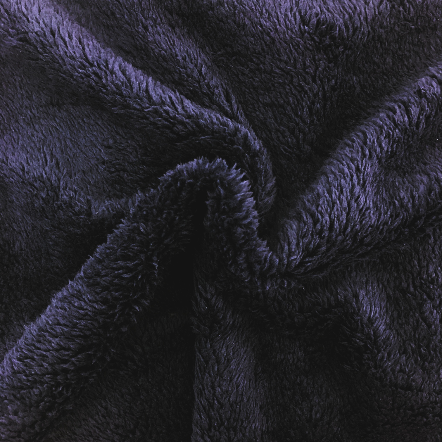 Sherpa Fleece Navy