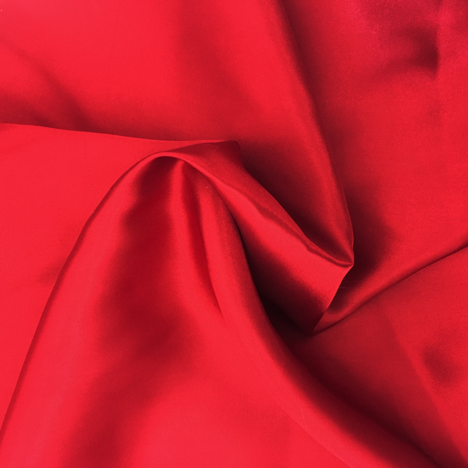 20 metres of Polyester Satin - Maroon
