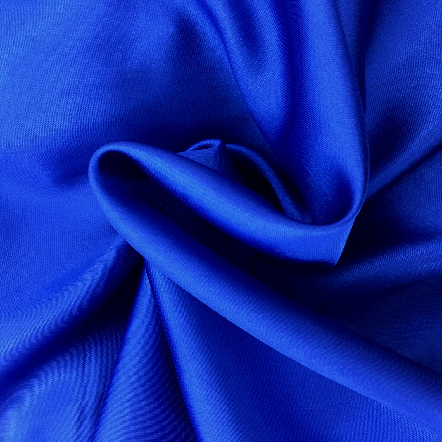 20 metres of Polyester Satin - Royal Blue