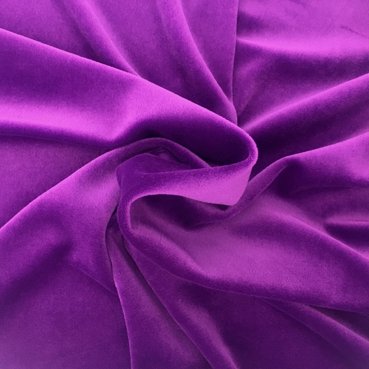 Steamed Velour PURPLE