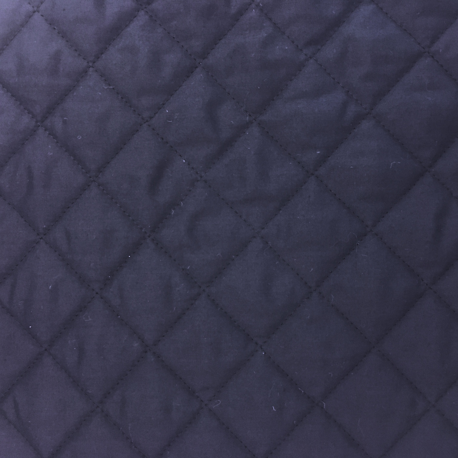 Quilted Polycotton NAVY