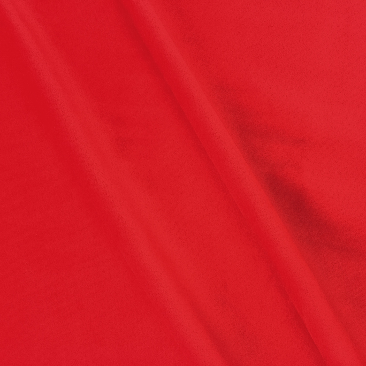 Red Premium Velvet Fabric Red Upholstery Fabric