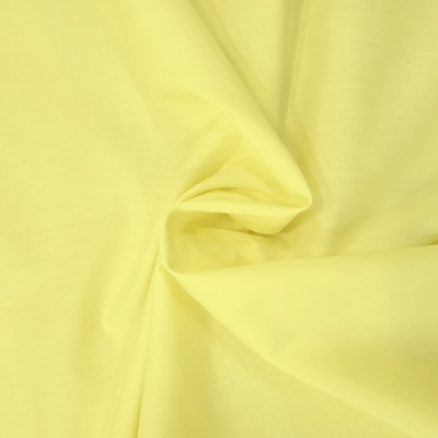 Plain Polycotton 45'' LEMON