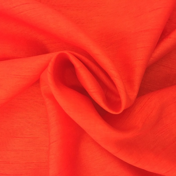 Faux Silk ORANGE
