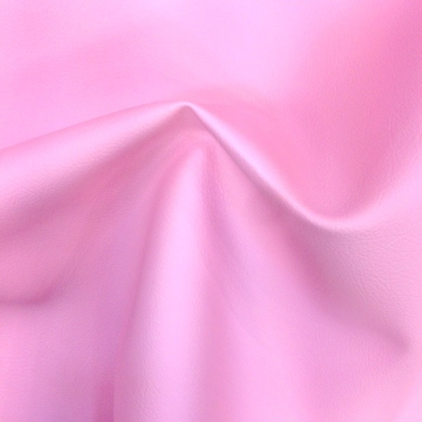 Flame Retardant Leatherette CANDY PINK