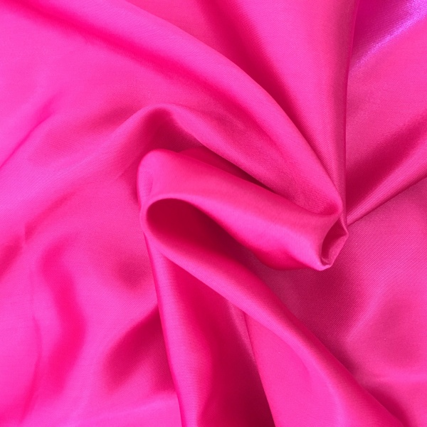 20 metres of Polyester Satin - Cerise