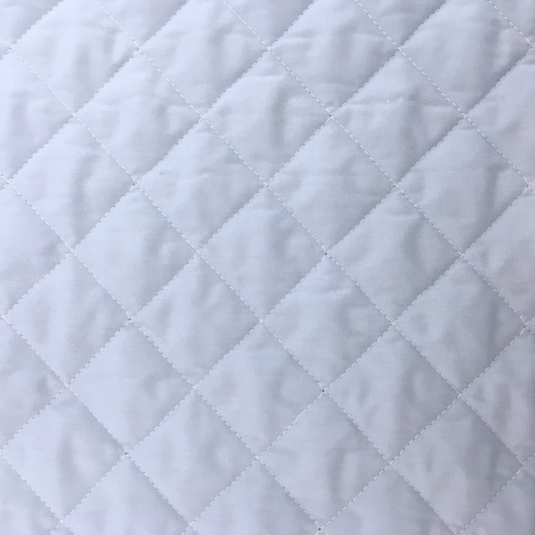 Quilted Polycotton SKY BLUE