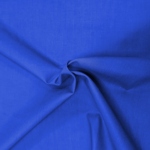 2.3 metre Polycotton ROYAL BLUE